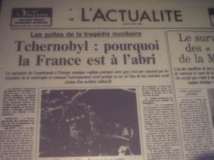 La France était protégée heureusement