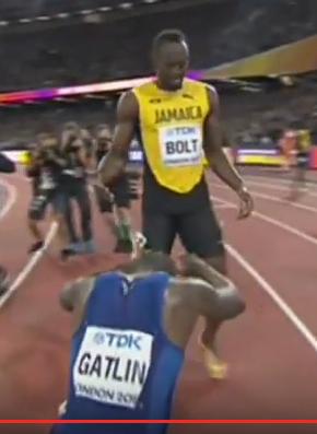 Gatlin Bolt d