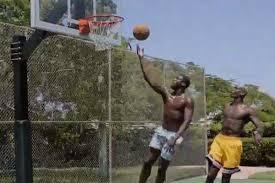 Lukaku et Pogba jouent au basket à Miami, location du terrain, de la balle, Estimation : 80'000 euros