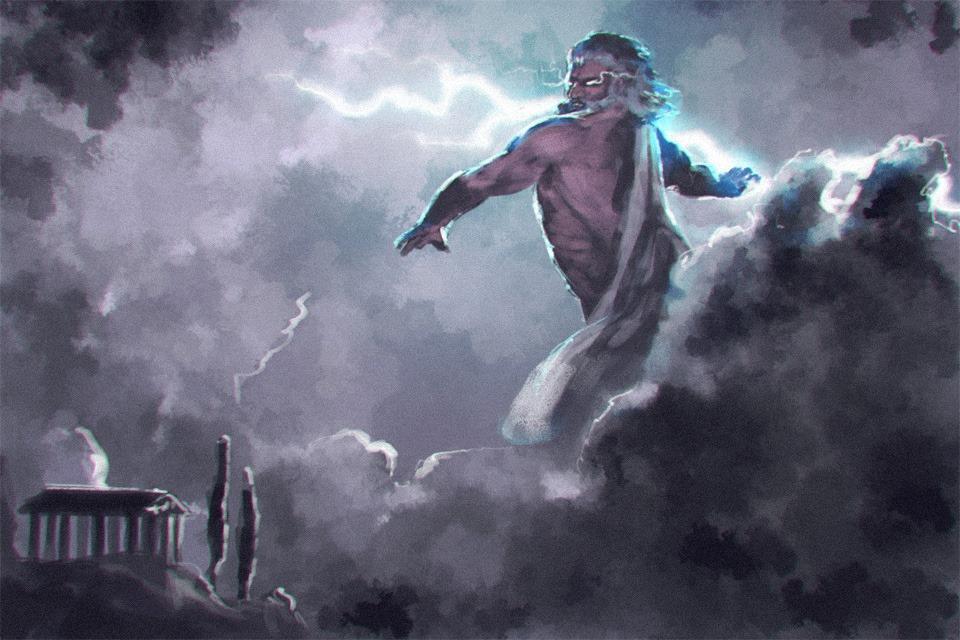Les anciens attribuaient leurs tourments à la colère des Dieux. Les commentateurs sportifs leur auraient donné d'autres explications.