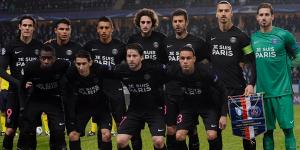 Pour aider les calllasseurs marseillais, voici à quoi ressemblent les joueurs du PSG. En plus c'est marqué dessus.