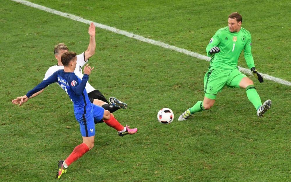 On sait, Griezmann a battu Neuer. Mais bon, on ne va boucler là-dessus toute la vie ? Quoique ...