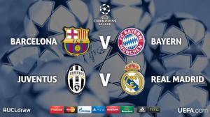 En demi-finale de la C1 cette année, quatre des clubs les plus titrés d'Europe. L'image la plus odieusement conservatrice de la reproduction des élites.