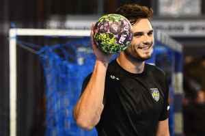 Florent Manaudou, nouveau joueur de handball
