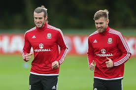 Gareth Bale et Aaron Ramsey