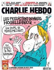 HOuellebecq-Charlie