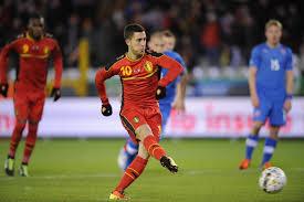 Eden Hazard et indispensable à la sélection belge. Hazard est la nécessité.