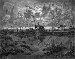 Armé de son seul esprit chevaleresque, Don Quichotte Wenger triomphera-t-il des ennemis sans scrupules qui le menacent ? Sans doute pas.
