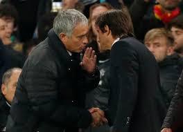 Mourinho pleurniche à l'oreille de Conte