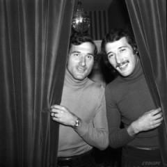 Hervé et Patrick Revelli tirent le rideau sur la carrière littéraire de Patrick