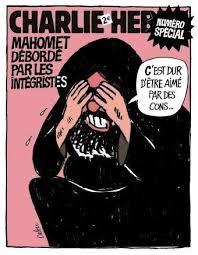 Post dédié à Charb, héros assassiné pour avoir pratiqué son art, l'ironie