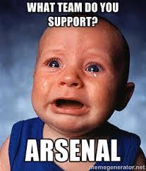 bébé-Arsenal