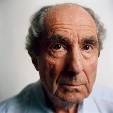 L'imposteur Philip Roth (on remarque qu'avec le temps, les 2 hommes finissent par se ressembler)