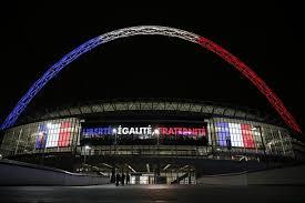 Wembley, 17 novembre 2015