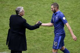 Benzema-Deschamps