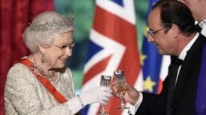 Hollande-La reine