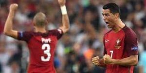 La joie portugaise quand ils apprennent que Levandowski a choisi de tirer en second