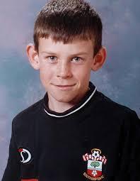 Gareth Bale enfant