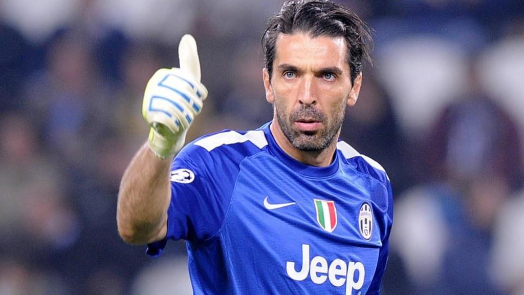 L'immense gardien de la Juve, Luigi Buffon, nous adresse ses félicitations pour nos prévisions impeccables. Nous sommes émus.