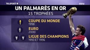 Palmares deschamps
